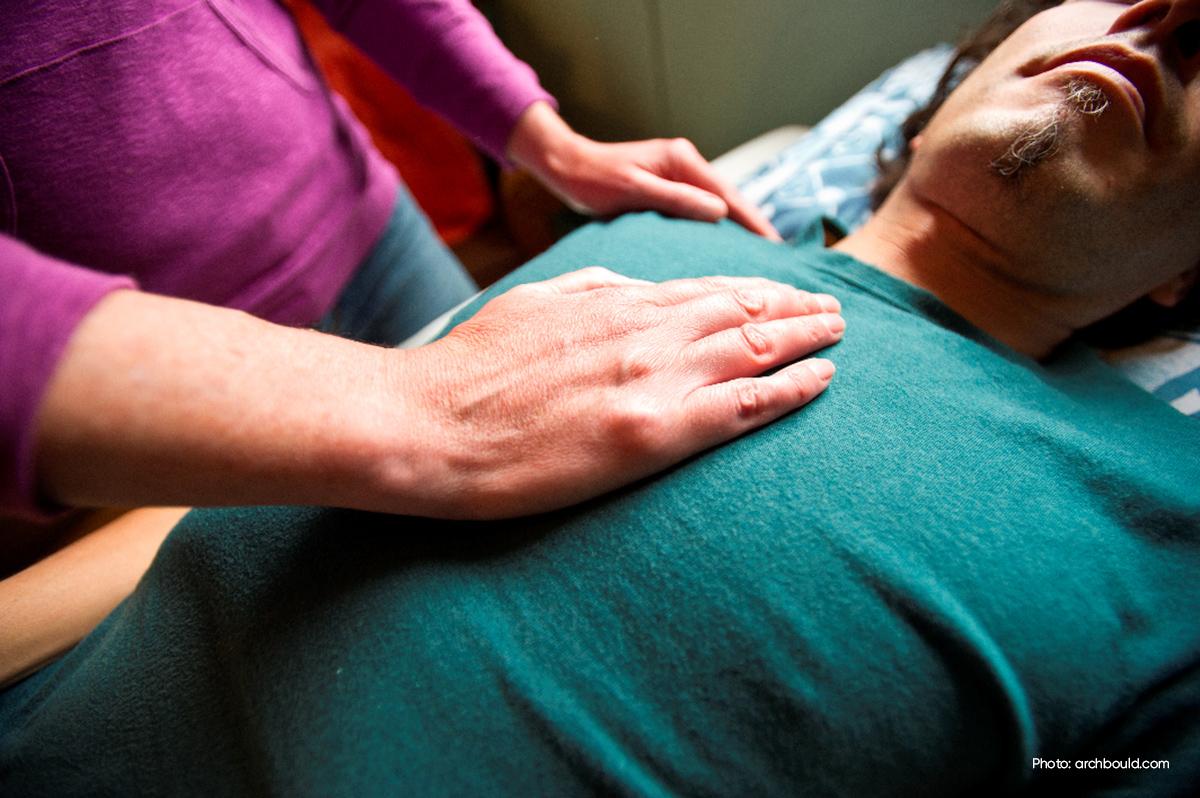 Healing Touch; photo: archbould.com